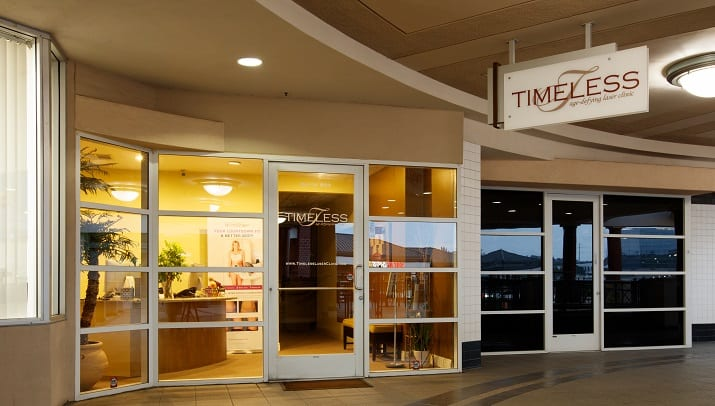 Timeless Age Defying Laser Clinic Hazard Center San Diego
