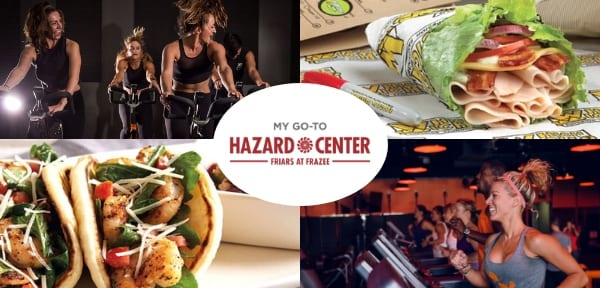 New Year at Hazard Center